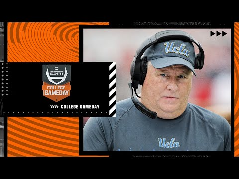 'Chip Kelly has to find the magic again' - David Pollack | College GameDay