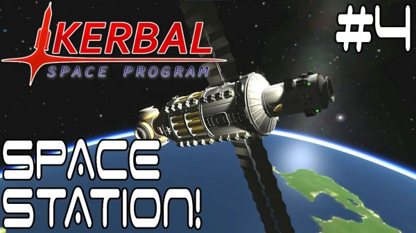 Space Station! - Kerbal Space Program Ep #4 - YouTube
