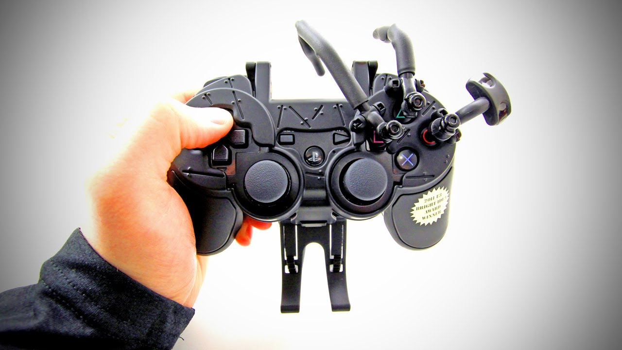 N Control Avenger For PS3 Controller Unboxing Amp First Look