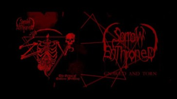 Sorrow Enthroned (Black/Death, USA) propose une lyric video ici…