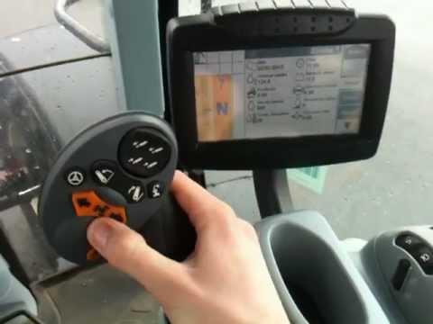 Ci Gnik New Holland T7 170 Intelliview Iii Sidewinder