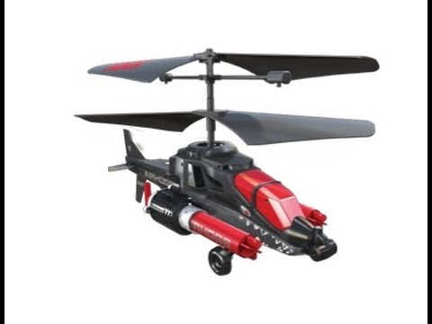 Air Hogs Sharpshooter Missile Launching Rc Helicopter Review