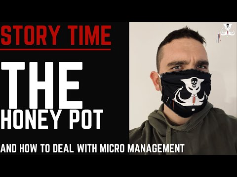 The Honey Pot - Story Time with DC CyberSec