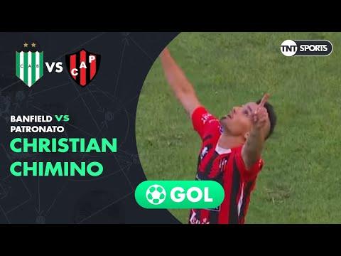 Christian Chimino (3-3) Banfield vs Patronato | Fecha 17 - Superliga Argentina 2019/2020