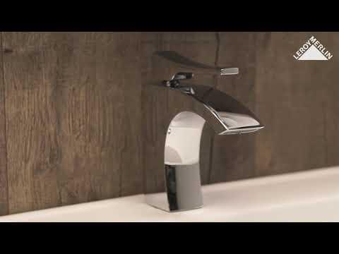 Grifo de lavabo skip cromo (Leroy Merlin)