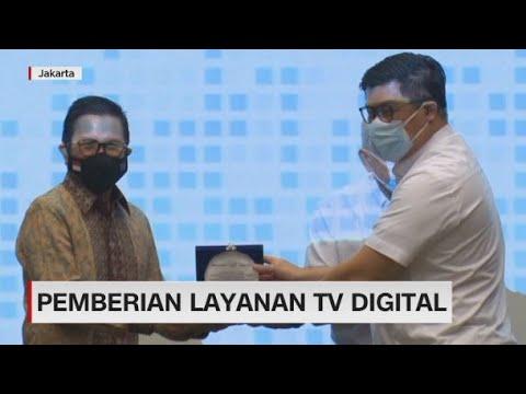 Pemberian Layanan TV Digital