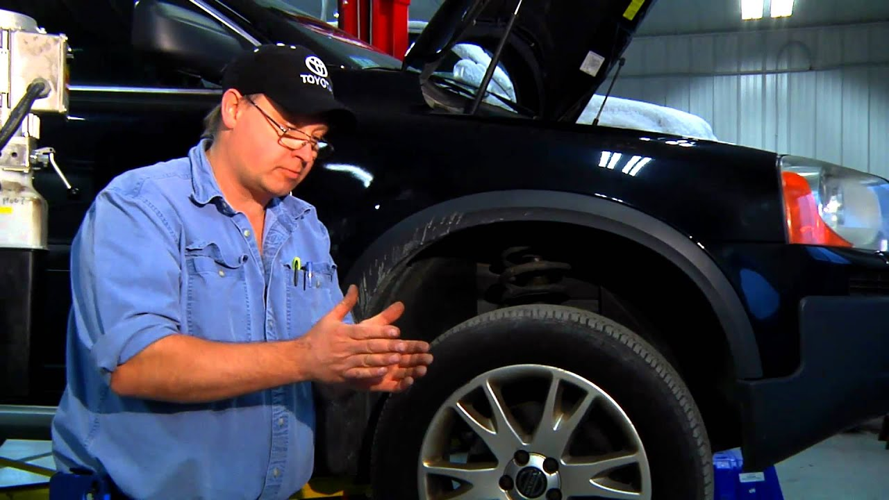 Auto Repair Tips Do You Need Boots On Struts Youtube