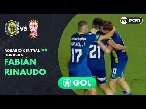 Fabián Rinaudo (2-1) Rosario Central vs Huracán | Fecha 17 - Superliga Argentina 2019/2020