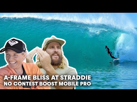 The Pros Are Greeted With Perfect Surf At South Straddie | No Contest S5E3