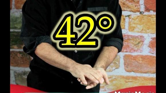 42° Vanishing Coin Easy Magic Tricks Tutorial - YouTube