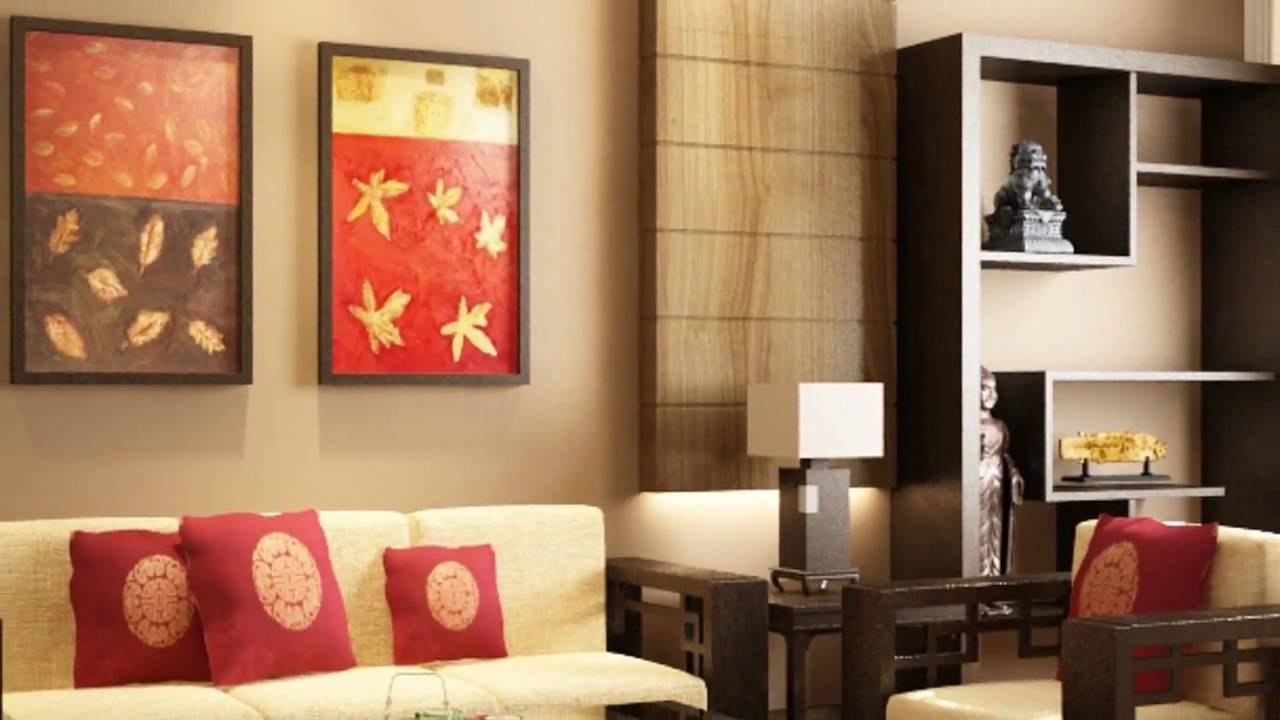 Living Room Decoration - Designs and Ideas - YouTube on Room Decor Pictures  id=79733