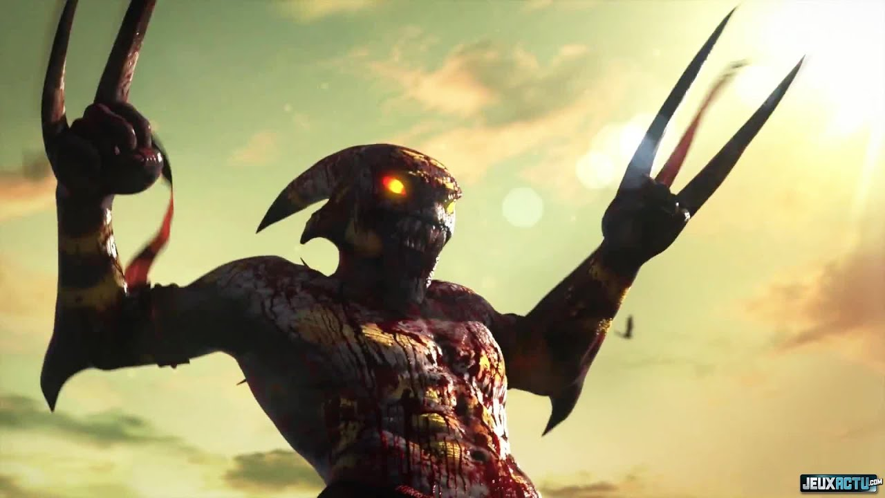 Shadow Of The Beast Bande Annonce PS4 Gamescom 2013 YouTube
