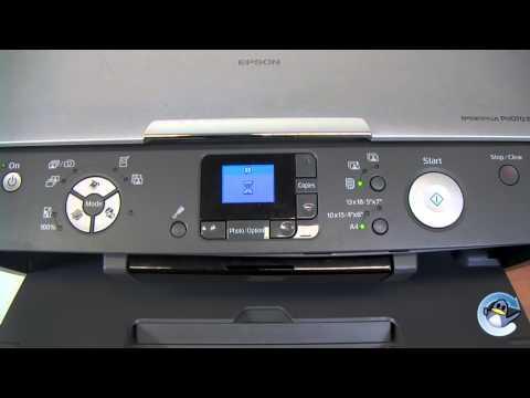 Epson Stylus Photo RX520 цена, характеристики, видео обзор ...