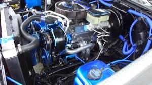 Diagram Firing Order Of 1994 454 Chevrolet Engine In