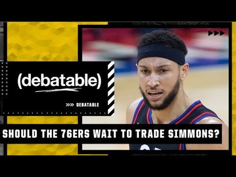 I LOVE THE CHAOS! - David Jacoby doesn't want the 76ers to trade Ben Simmons yet   (debatable)