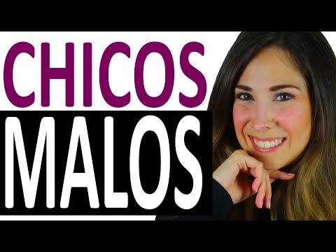 A LAS MUJERES LES GUSTAN LOS CHICOS MALOS