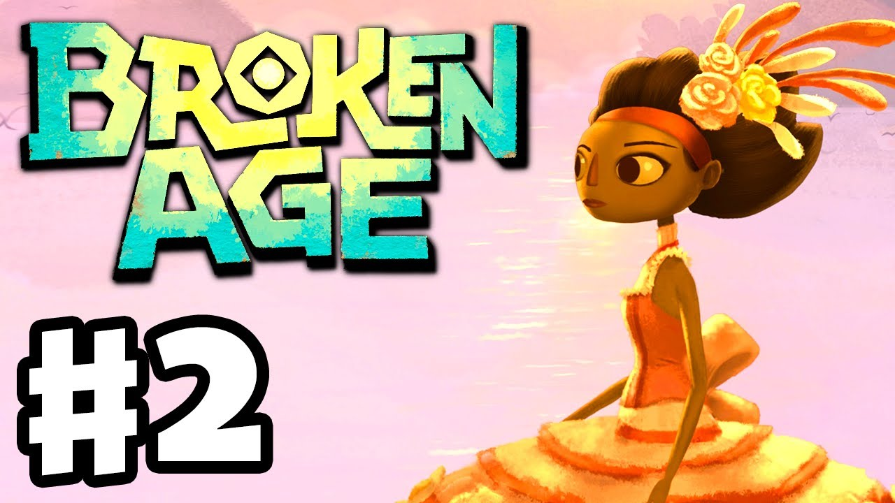 Broken Age Gameplay Walkthrough Part 2 Vella And The