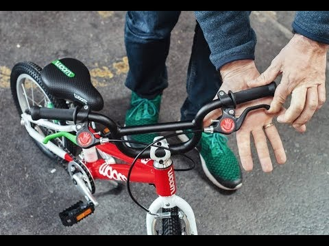 woom Bikes creates lightweight, sustainable bikes for kids only