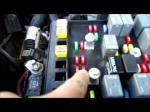 Trailblazer No Low Beam Headlights Easy Fix  YouTube