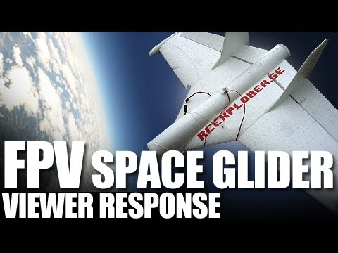 Flite Test - FPV Space Glider - Viewer Response - YouTube