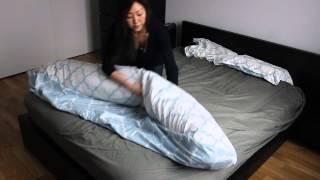 Umotala je jorgan kao placinke, kada vidite zašto - uradićete to ODMAH!  (VIDEO)