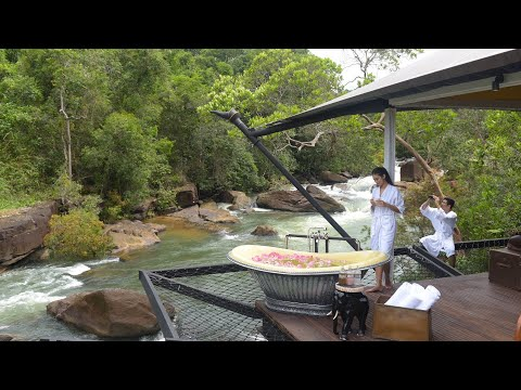 Asia's most luxurious glamping resort: Shinta Mani Wild (Cambodia) - full tour (PHENOMENAL!)