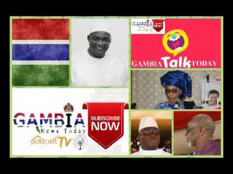 GAMBIA TODAY TALK 9TH OCTOBER 2021