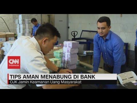Tips Aman Menabung di Bank