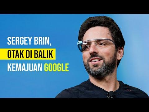 Sergey Brin, Otak Di Balik Teknologi Google