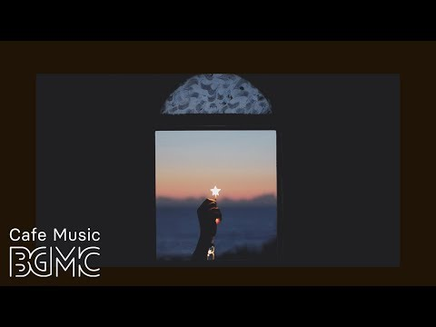 Late Evening Smooth Jazz - Slow Jazz Cafe Music Instrumental for Relaxing