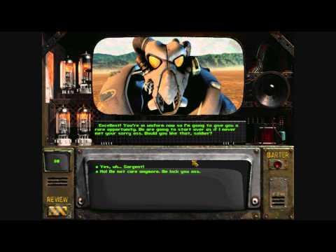 Fallout 2 SERGEANT ARCH DORNAN Fallout Know Your Meme