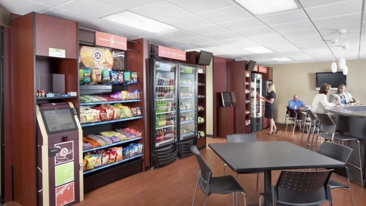 Welcome Company Kitchen Micro Market Vending Your Breakroom