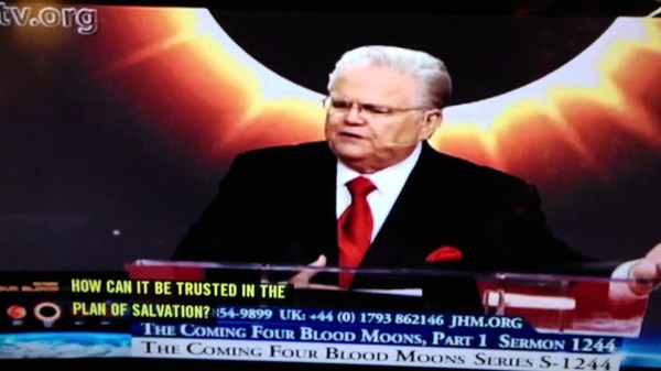 Coming Four Blood Moons By John Hagee part 1 - YouTube
