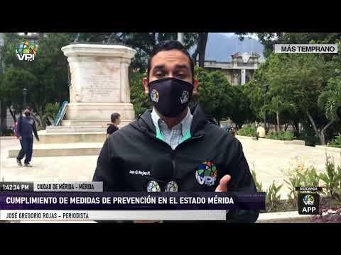 Mérida - Aumentarán medidas de prevención ante el coronavirus - VPItv