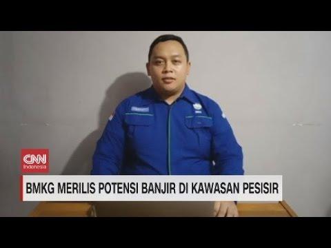 BMKG Merilis Potensi Banjir di Kawasan Pesisir