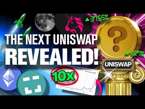 ALERT! I've Found the Next UNISWAP! 10x Run Soon!?