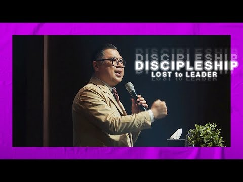 DISCIPLESHIP (LOST to LEADER) - Ps. Andy Tjokro