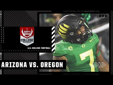 Arizona Wildcats at Oregon Ducks | Full Game Highlights