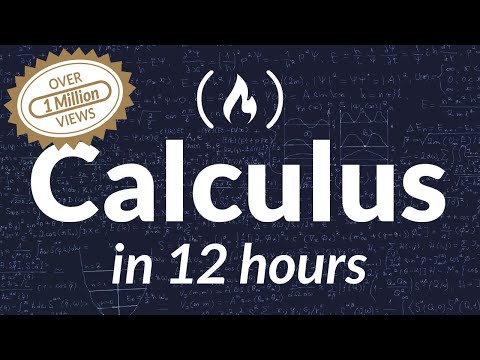 Calculus 1 - Full College Course