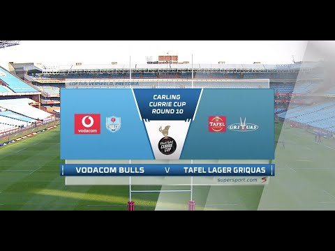 Currie Cup Premier Division | Vodacom Bulls v Tafel Lager Griquas | Highlights