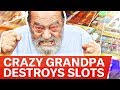 🔥 CRAZY GRANDPA PLAYING CASINO \ FREE SPINS & BONUSES \ SLOTS ONLINE 🔥.mp3