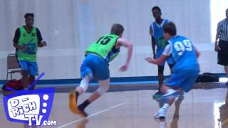 ARYAN ARORA GETS BUCKETS AT THE D RICH TV CAMP ...