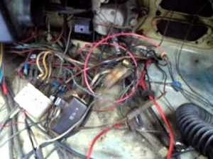 1970 VW Beetle Wiring Problems  YouTube