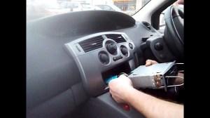 Radio Removal Renault Scenic (20032009) | JustAudioTips  YouTube