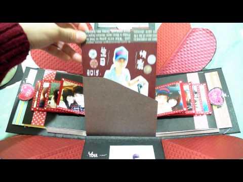 手工禮物盒卡片教學|教學 - 綠蟲網 - BidWiperShare.com