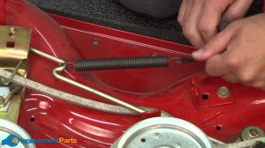 How to Replace the Extension Spring on a TroyBilt Pony