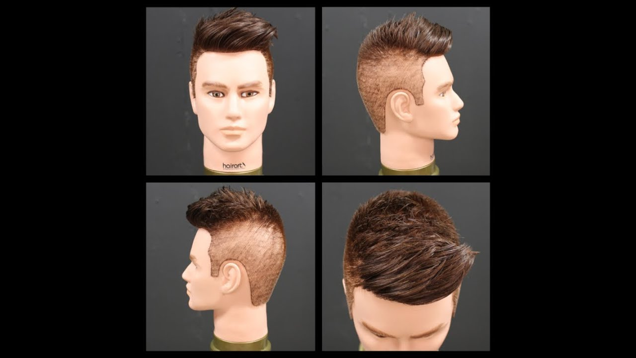 Adam Lambert NEW Cinnamon Spice Haircut Amp Color