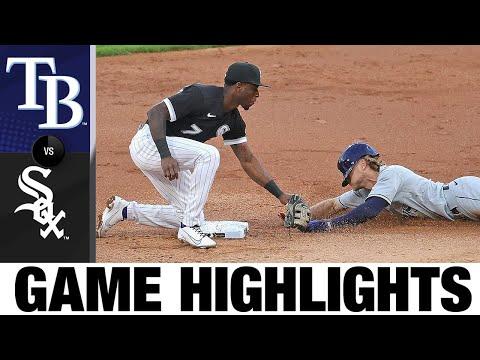 Rays vs. White Sox Game Highlights (6/14/21)   MLB Highlights
