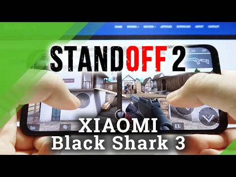 Standoff 2 Game Test on Xiaomi Black Shark 3 - Graphics & Sounds Performance