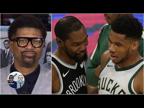 Jalen Rose picks the Bucks over the Nets in the playoffs if Harden isn't healthy | Jalen & Jacoby